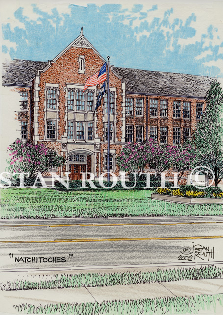 Natchitoches, Old HS NW StU Math - '02