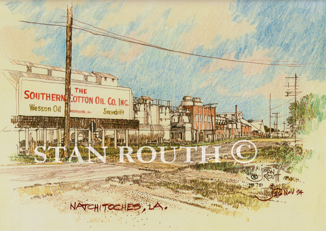 Natchitoches, Southern Cotton Oil Co - '79
