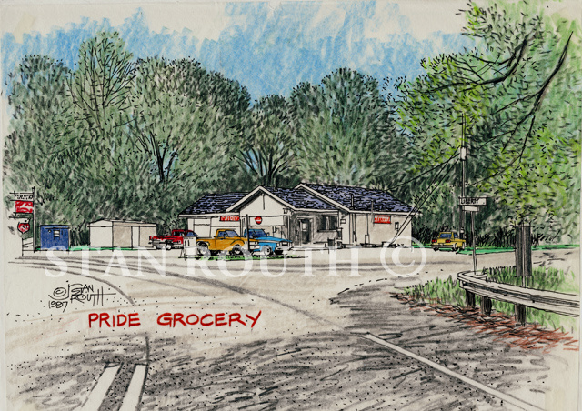 Pride Grocery - '97