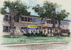 Ferriday,Louisiana art print-High School